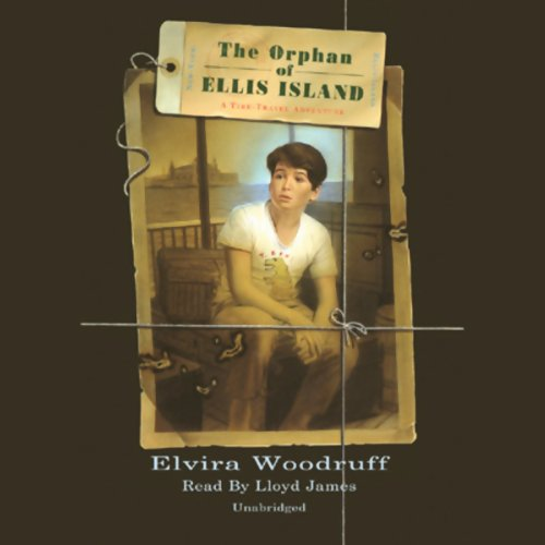 The Orphan of Ellis Island audiobook cover art