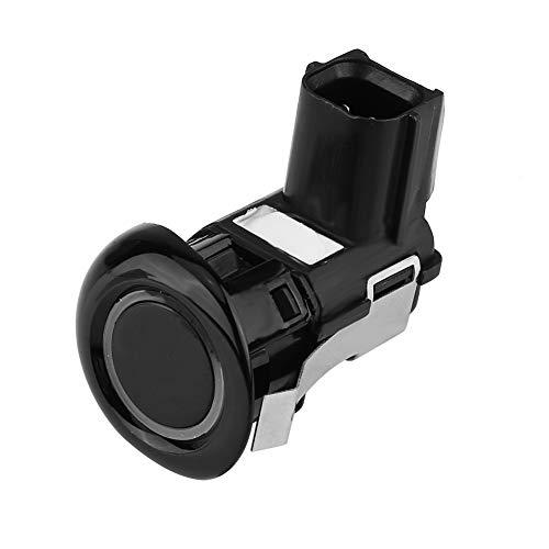 Car PDC Bumper Parking Sensor, Keenso Garage Parking Assist Reverse Sensor Backup Sensor For Infiniti Nissan 25994-CM10D (Silver + Black)