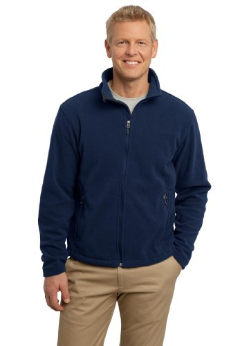 Port Authority Men's Value Fleece Jacket L True Navy