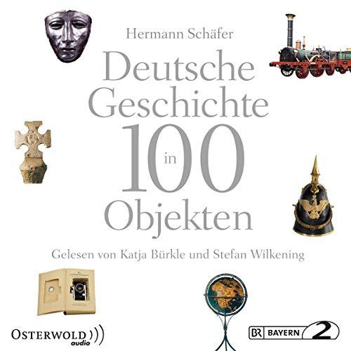 『Deutsche Geschichte in 100 Objekten』のカバーアート