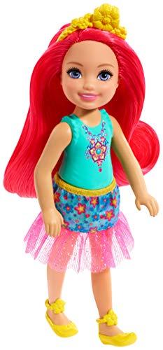 Barbie Chelsea Fantasy Doll - Flores