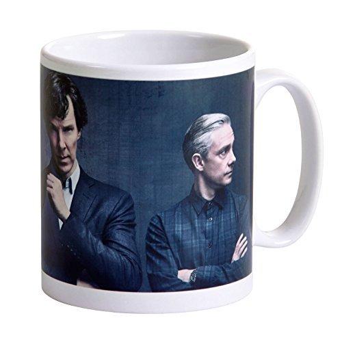 GB Eye Ltd, Sherlock The Game is On, Tasse