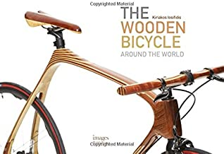 The Wooden Bicycle: Around the World (English and German Edition)