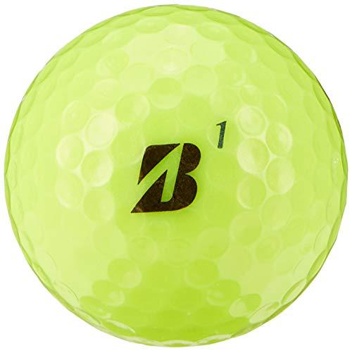 ブリヂストンゴルフ TOUR B RXS ゴルフボール 1ダース USA直輸入品 イエロー
