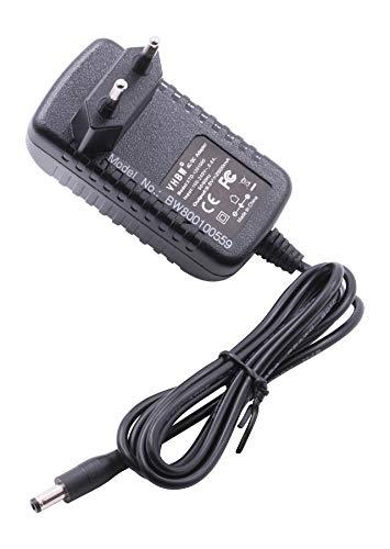vhbw 220 V Netzteil, Ladekabel (9,5 V/2,5 A) für Netbook Asus Eee PC 700, 701, Surf 2G, 4G, 5G, 8G, u.a. wie AD5923090-OA00PW1000AD59930, u.a.