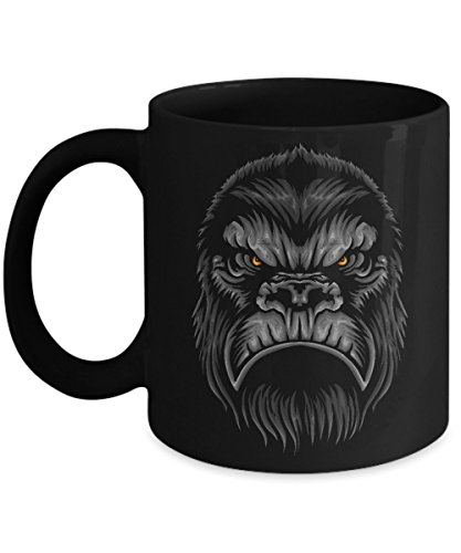 Fun Gorilla, Big Foot, Sasquatch, Yeti Coffee mug For Bigfoot Fans