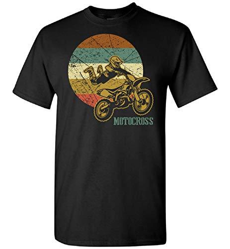 Sudadera con capucha para motocicleta, estilo retro, para motocross, personalizable.