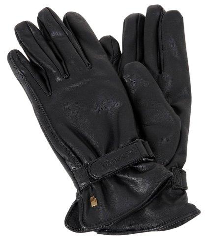 Roeckl Erwachsene Kibo Handschuhe, Schwarz, 9
