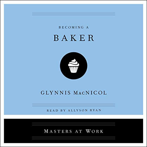 Becoming a Baker audiobook cover art