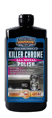 chrome polish and rust remover