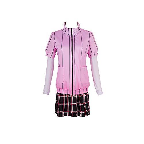 Persona 5 Haru Okumura Cosplay Kostüm Japanische Akademie Uniform Okumura Jacke T-Shirt Rock Full Set