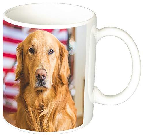 MasTazas Golden Retriever G Tasse Mug