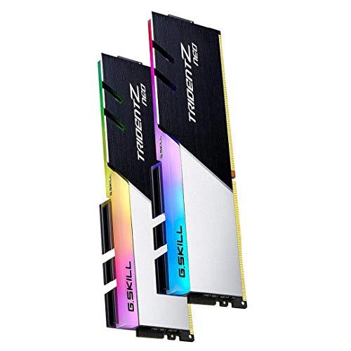 G.Skill Trident Z F4-3600C18D-32GTZN memoria 32 GB 2 x 16 GB DDR4 3600 MHz