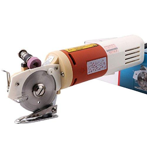 BAOSHISHAN Industrial Tijeras eléctricas Tailor eléctrico paño tejido cortador de herramientas de...