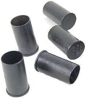 Muzzle Cover / Muzzle Cap (Black) 5-Pack