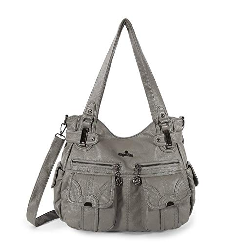 CMZ Backpack Women's Bag Trend Multifunctional Large Capacity Washable Women's Shoulder Bag Simple Fashionable Women's Shoulder Bag