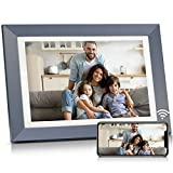 BSIMB 11 Inch Smart Digital Picture Frame, Wi-Fi Could Photo Frame with 1080P IPS...
