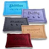 Custom Catch Personalized Cat Bed - Window Perch Nap Pad, Kitty Sleeping Mat