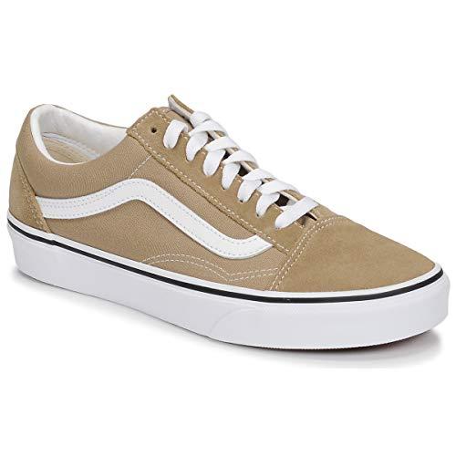 Vans Damen Ua Old Skool Wmn Low-Top Sneaker, Beige, 40 EU