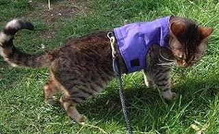 Mynwood Cat Jacket/Harness Purple Adult Cat