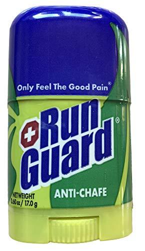 RunGuard Bio huidbeschermingsstift 17 g All Natural huidbeschermingsmiddel, 0, 8 cm x 4,5 cm x 2 cm