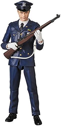 Mafex The Joker - Joker - (Cop Ver.) Dark Knight Action Figure