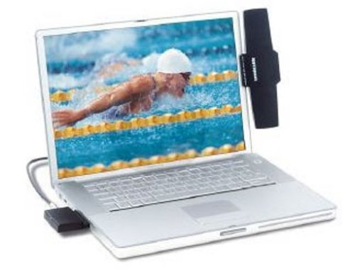 Easywatch Mobilset DVB-T-Karte PCMCIA für Mac/PC