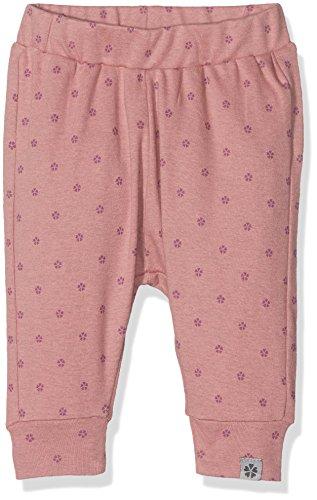 Papfar Baby-Mädchen Cotton Jogginghose, Rosa (Dusty Rose 516), 80 (Herstellergröße: 12M)