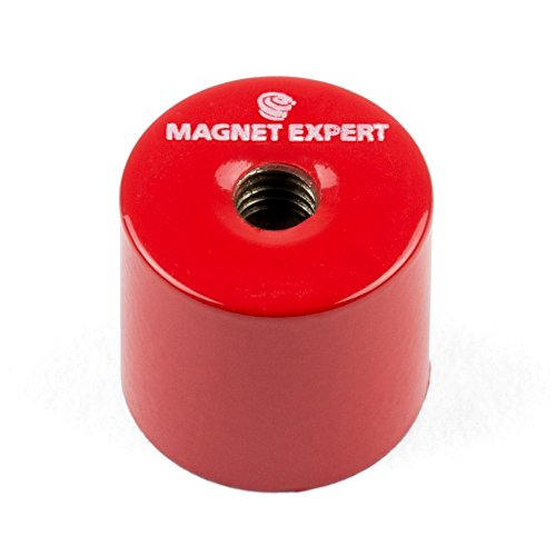 Magnet Expert® - Imán para olla profunda Alnico de 20,5 mm de...