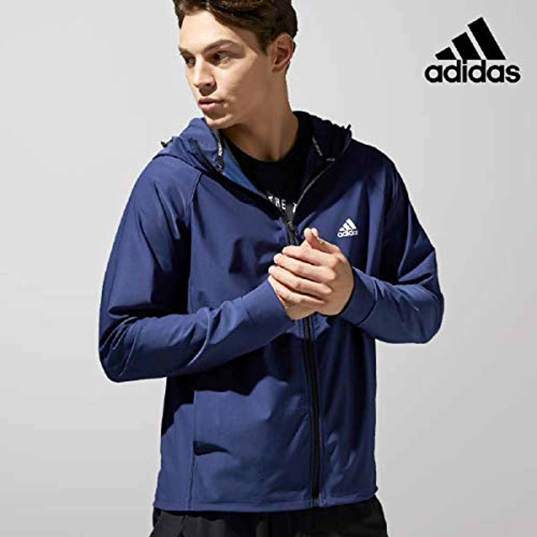 adidas サウナスーツ ウルトラストレッチ 上下セット //アディダス ダイエット ボクシング トレーニング ランニング ウォーキング マラソン デトックス ホットヨガ 太もも くびれ ジョギング ウインドブレーカー 脂肪燃焼