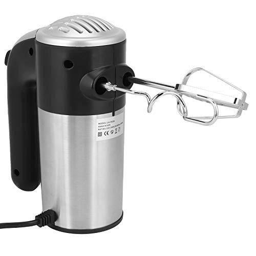 Sutinna Frullatore Elettrico a Mano, frullino per Uova Cucina Domestica Cottura a Mano Piccolo cappuccinatore per Latte 400W Frullatore per Uova Portatile Usato per Torte, Pane, Gelato