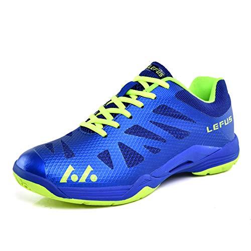 Mengxx Chaussures de Badminton Légères pour...