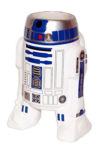 Star Wars Classic R2D2 Taza de café esculpida de cerámica