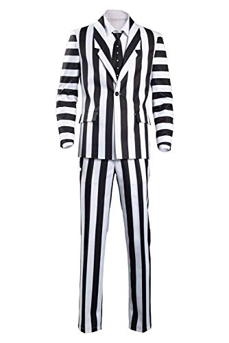 Bilicos - Sudadera con capucha para disfraz de carnival, talla S