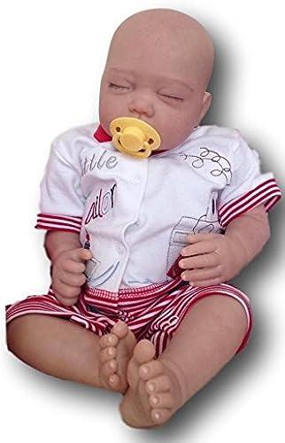 Kinder Reborn Baby Boy Puppe, 55,9  lang, Neugeborene,, real, eingeschlafen, schwere, Tim, UK Verk er
