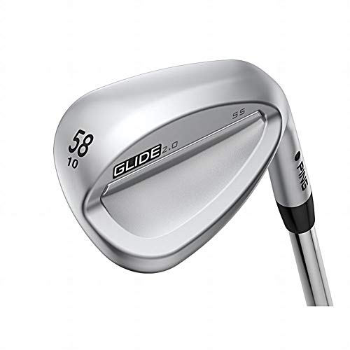Product Image 1: Ping Golf Glide 2.0 Men's Wedge, Right Hand, 54°, AWT 2.0 Steel Shaft, Wedge Flex