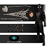 Mezco Spider-Man: Far from Home Stealth Suit One:12 Action Figure - Previews Exclusive