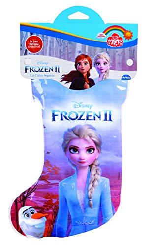 Didò- Calza della Befana Frozen 2, Multicolore, 360400