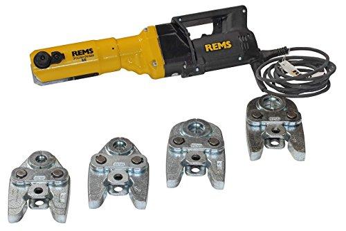 REMS elektrohydraulische Fitting - Pressmaschine Power Press SE