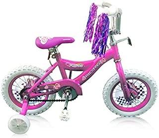 Micargi Bicycles 12 in. Bicycle in Pink Finish