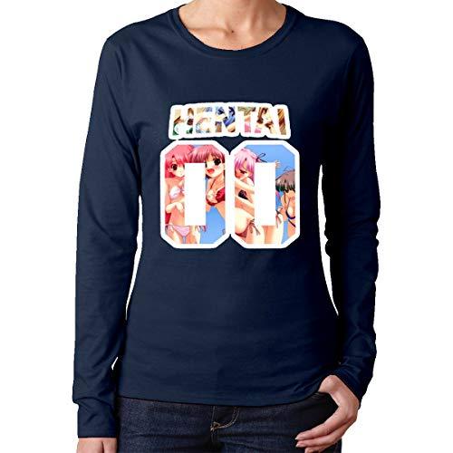 Gentleman Store Hentai 00 Longsleeve Women's Long Sleeve T-Shirts
