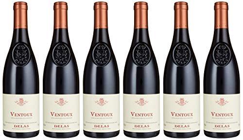 Delas Frères Ventoux Grenache  Wein trocken (6 x 0.75 l)
