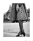 1art1 Haute-Couture - Dior Leopard Print, Time Life Poster