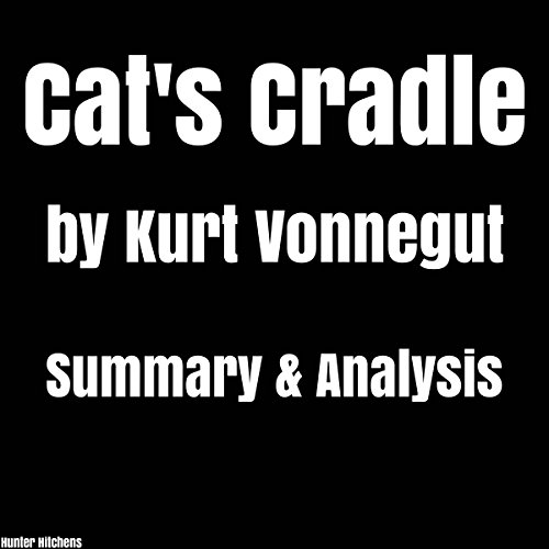 Cat's Cradle by Kurt Vonnegut audiobook cover art
