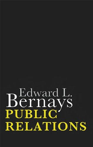 Public Relations (English Edition)