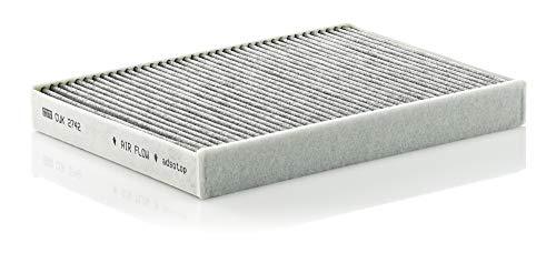 Preisvergleich Produktbild Original MANN-FILTER Innenraumfilter CUK 2742 Pollenfilter mit Aktivkohle Für PKW