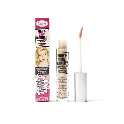 theBalm Mary-Dew Manizer,1er Pack (1 x 5.5 ml)