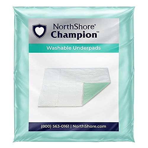 NorthShore Champion, 35 x 47, 31 oz, Washable Underpad, X-Large, Each