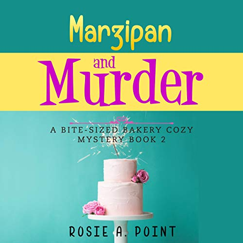 Marzipan and Murder cover art