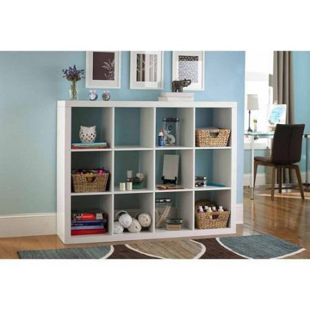 Better Homes and GardensBH15-084-199-09 12-Cube Organizer (White)